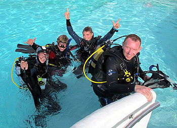 refresh your scuba skills